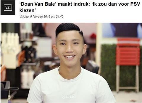 Duoc bao Ha Lan goi la Doan Van Bale, Van Hau sang cua xuat ngoai thi dau hinh anh