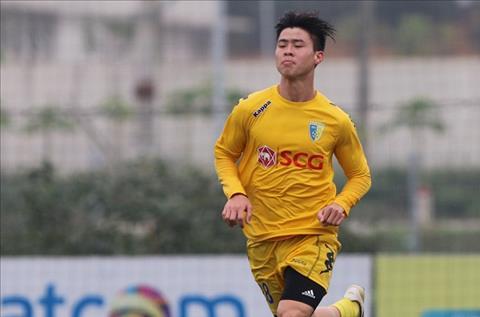 Ha Noi thua be mat Nam Dinh, sao U23 Viet Nam noi gi hinh anh