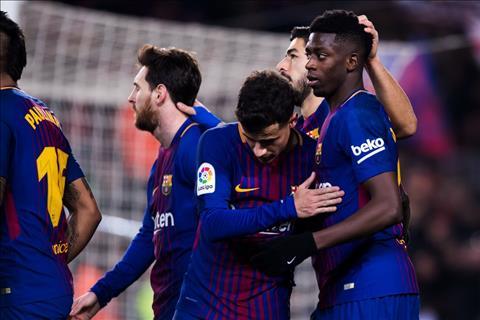 Las Palmas vs Barcelona (3h ngay 23) Bat nat ke khon kho hinh anh 2