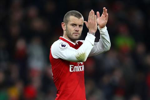 Thuong vu Arsenal gia han hop dong voi Jack Wilshere tien trien hinh anh