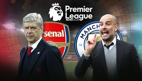 Man City đại thắng, Arsenal thua trận không hề đáng tiếc
