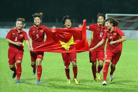 Bong da nu Viet Nam duoc FIFA chon de trien khai chuong trinh thi diem.