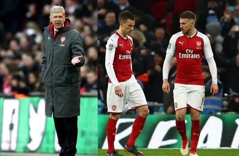 Wenger Man City da choc gian Arsenal hinh anh