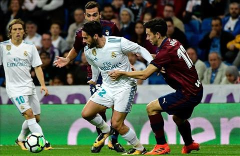Eibar vs Real Madrid (19h ngay 103) Vi bong da khong co tinh bac cau hinh anh 4