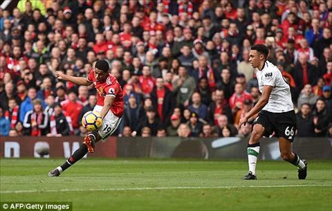MU vs Liverpool: Rashford sam vai nguoi hung voi cu dup ban thang