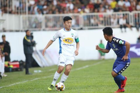 Tong hop HAGL 0-0 Binh Duong (Vong 1 V-League 2018) hinh anh