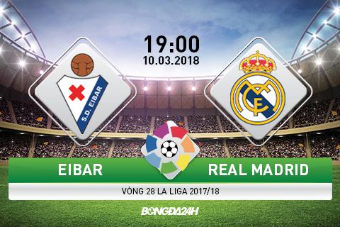Eibar vs Real Madrid (19h ngay 103) Vi bong da khong co tinh bac cau hinh anh 3