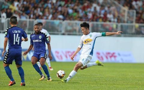 Sau vong 1 V-League 2018 Hieu ung U23 va giai dau khong ong lon hinh anh