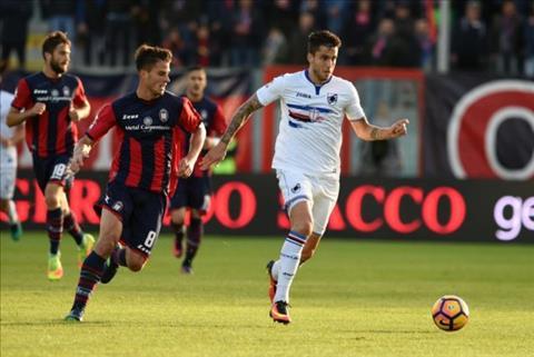 Nhan dinh Crotone vs Sampdoria 21h00 ngay 113 (Serie A 201718) hinh anh