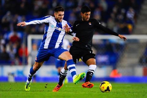 Nhan dinh Espanyol vs Sociedad 18h00 ngay 113 (La Liga 201718) hinh anh