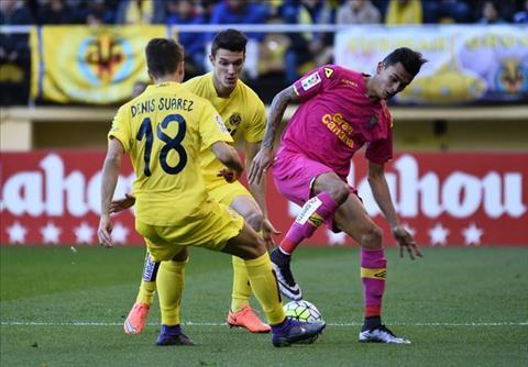 Nhan dinh Las Palmas vs Villarreal 0h30 ngay 123 (La Liga 201718) hinh anh