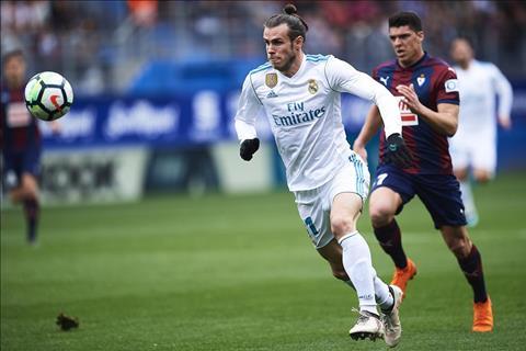 Gareth Bale roi Real Madrid cap ben MU o He 2018 hinh anh