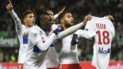 Nhan dinh Lyon vs Caen 23h00 ngay 113 (Ligue 1 201718) hinh anh
