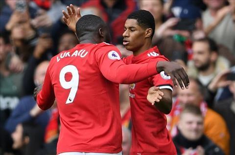 MU 2-1 Liverpool Chien thang cua Rashford, Lukaku va ca Mourinho hinh anh 2