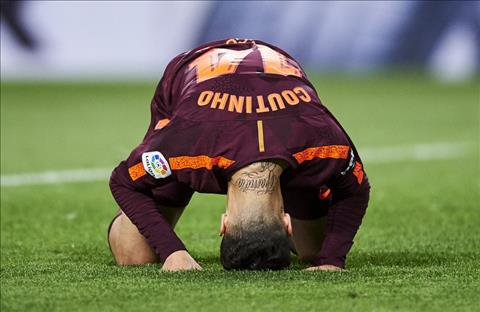 Diem tin bong da sang ngay 313 Coutinho suyt thanh nguoi Real hinh anh