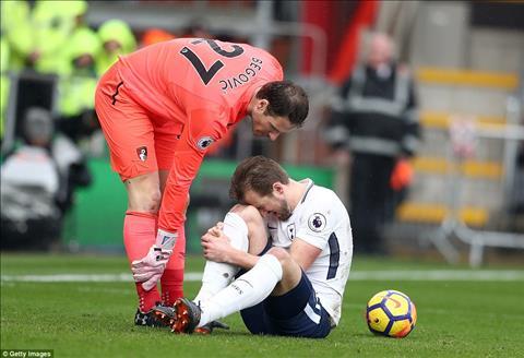 Chan thuong cua Harry Kane khien CDV Tottenham cung nhu ca bong da Anh lo lang.