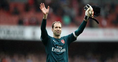 Petr Cech phát biểu về Arsenal hình ảnh