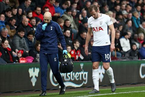 Harry Kane san sang ra san o tran dau Stoke vs Tottenham hinh anh