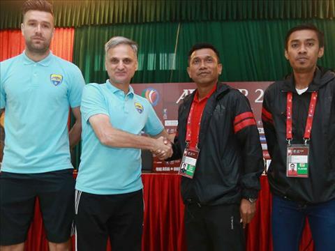 Co Bui Tien Dung, FLC Thanh Hoa tu tin ha guc doi thu tai AFC Cup 2018 hinh anh