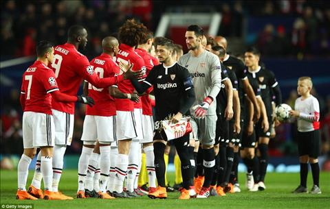 MU 1-2 (1-2) Sevilla Thua tham tai Old Trafford, Quy do cui mat roi Champions League hinh anh