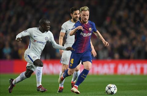 Messi lo so Ivan Rakitic roi Barca o phien cho He 2018 hinh anh