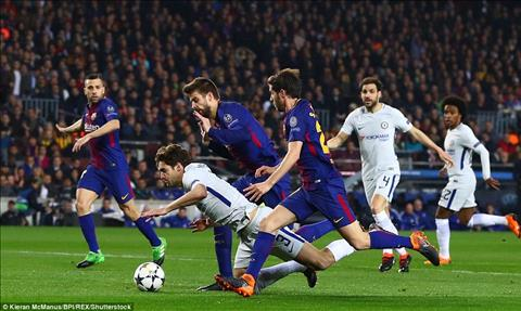 Messi muon Barca mua Marcos Alonso o He 2018 hinh anh 2