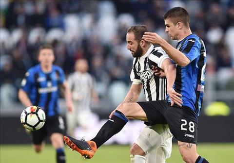 Tong hop Juventus 2-0 Atalanta (Vong 26 Serie A 201718) hinh anh