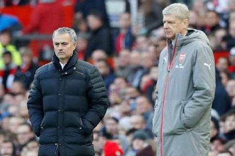 Wenger bảo vệ Mourinho sau thất bại trước Sevilla