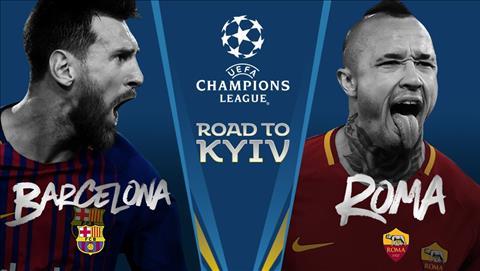 Barcelona vs AS Roma tai tu ket Champions League Bay soi run ray hinh anh 3
