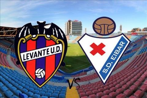 Levante vs Eibar 21h00 ngày 219 La Liga 201920 hình ảnh
