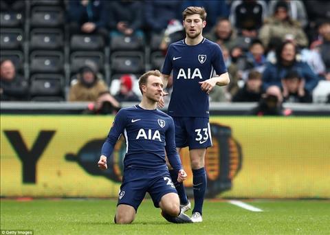 Tong hop Swansea 0-3 Tottenham (Tu ket FA Cup 201718) hinh anh