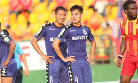 Danh bai Nam Dinh, HLV Binh Duong het loi khen ngoi sao U20 Viet Nam hinh anh