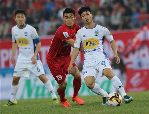 Hai Phong 1-1 HAGL Con dau dau cua Go hinh anh 2