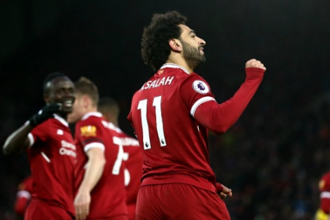 Real Madrid muon dua Mohamed Salah roi Liverpool hinh anh