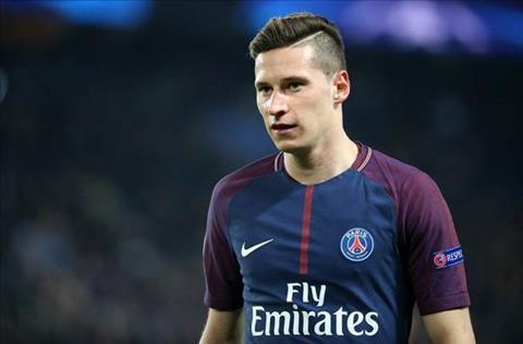 Julian Draxler phủ nhận đàm phán với Bayern Munich hình ảnh