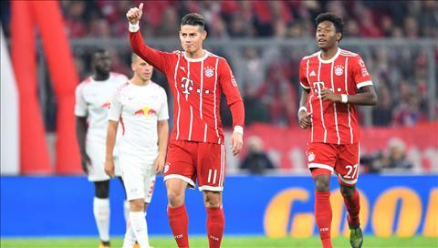 Nhan dinh Leipzig vs Bayern Munich 0h30 ngay 19/3 (Bundesliga 2017/18)