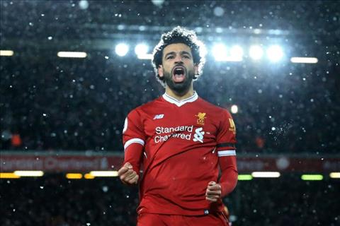 Salah Liverpool 5-0 Watford