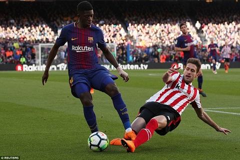 Barca 2-0 Bilbao Khi Messi da tim ra tro thu dac luc hinh anh 2