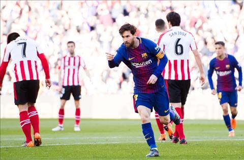 Barca thang de Bilbao Messi va dan can ve trung thanh hinh anh 3