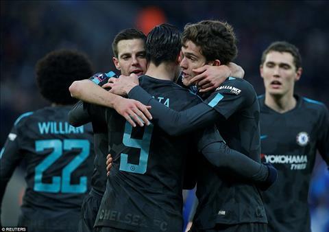 Leicester vs Chelsea Su tro lai cua sat thu Morata hinh anh 3