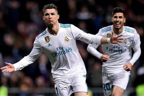 Ronaldo ghi ca 4 ban cho Real
