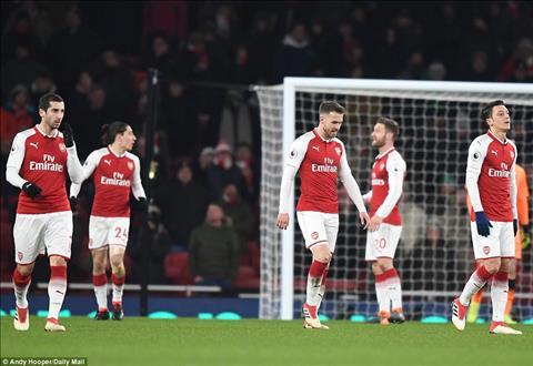 22 nam Arsenal cua Wenger Xin hay yen nghi, lam on! hinh anh 2
