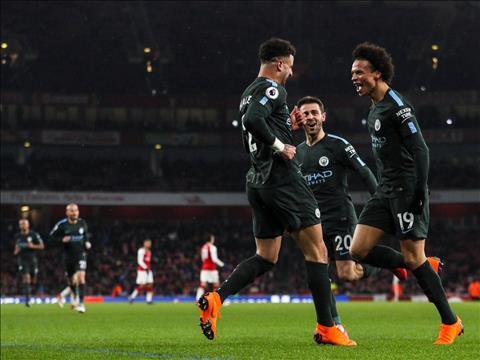 Arsenal 0-3 Man City Pep Guardiola va cai tat cho Giao Su hinh anh