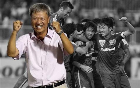 HLV Le Thuy Hai khong danh gia cao suc manh cua HAGL o V-League 2018 hinh anh