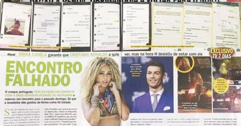 Ngoi sao Ronaldo bi Miss Bum bum 2016 kien hinh anh