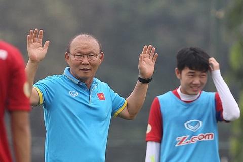 Danh sach DT Viet Nam hay U23 mo rong Hay tin vao Mr Park hinh anh