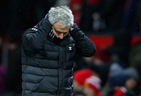 5 sai lầm khiến Mourinho gặp khó khăn ở Old Trafford