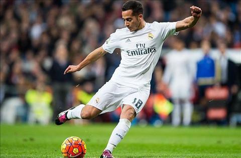 Lucas Vazquez cua Real Madrid