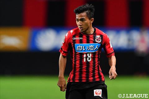 Consadole Sapporo định đoạt tương lai tiền vệ Chanathip  hình ảnh