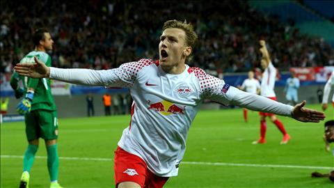 Anders Limpar muốn Arsenal mua Emil Forsberg của RB Leipzig hình ảnh